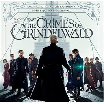 Fantastic Beasts - The crimes of Grindelwald B.S.O. - Vinilo