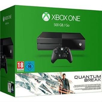 Consola Xbox One 500GB + Quantum Break