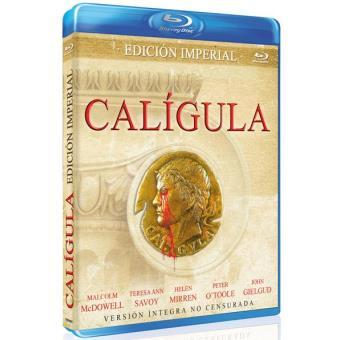 Calígula - Blu-Ray