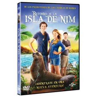 Regreso a la Isla de Nim - DVD