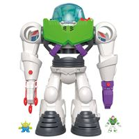 Robot Imaginext Buzz Lightyear