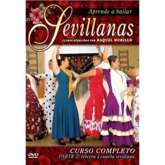 Aprende a bailar. Sevillanas 2 - DVD