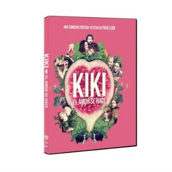 Kiki, el amor se hace - DVD