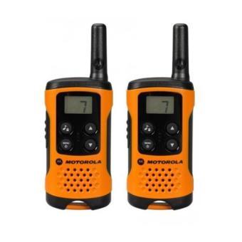 Motorola TLKR T41 Pack de walkie-talkie naranja