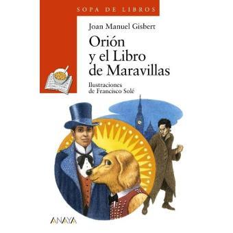 Orion y el libro de las maravillas