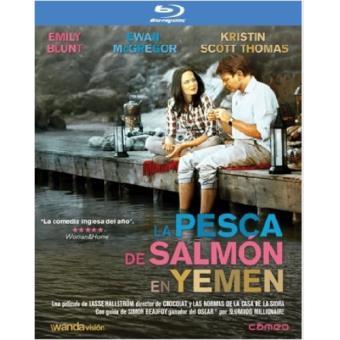 La pesca del salmón en Yemen - Blu-Ray