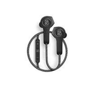 Auriculares Bluetooth B&O H5B BeoPlay negro