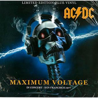 Maximum Voltage In Concert San Francisco 1977 - Vinilo
