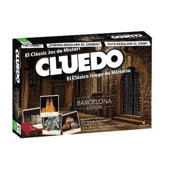 Cluedo edición Barcelona