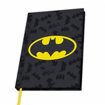 Libreta A5 Logo Batman