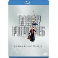 Mary Poppins -  Ed 50º aniversario - Blu-Ray