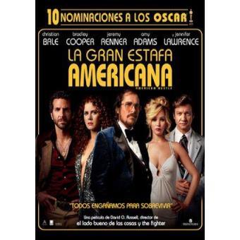 La gran estafa americana - DVD