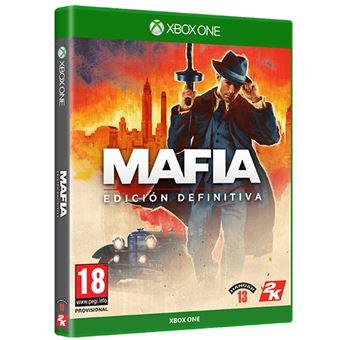 Mafia I: Edición definitiva Xbox One