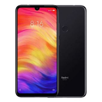 Xiaomi Redmi Note 7 6,3'' 64GB Negro (Producto Reacondicionado)