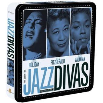 The Essential Jazz Divas (Ed. Box Set Limitada)