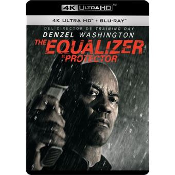 The Equalizer: El Protector - UHD + Blu-Ray