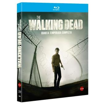 The Walking DeadThe Walking Dead - Temporada 4 - Blu Ray