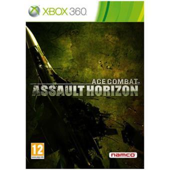 Ace Combat Assault Horizon Limitada Xbox 360