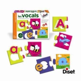 Juguete: Les vocals (Catalán)