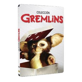 Pack Gremlins 1 y 2 - Steelbook DVD