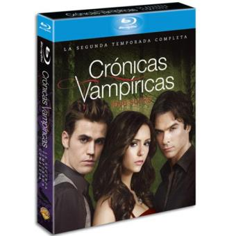 Crónicas VampíricasCrónicas vampíricas  Temporada 2 - Blu-Ray