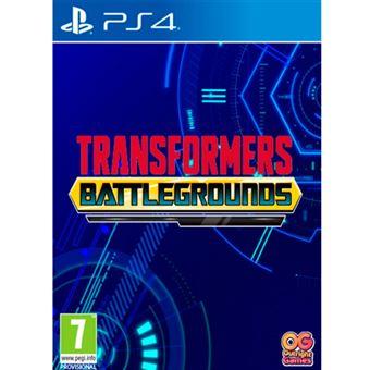 Transformers: Battlegrounds PS4