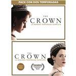 The Crown  Temporada 1-2 V.O.S. - DVD
