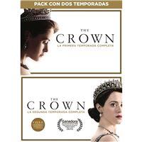 The Crown - Temporada 1-2 (V.O.S.) - DVD