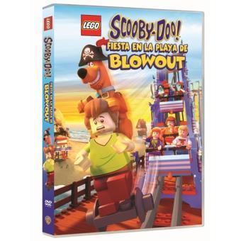 LEGO Scooby-Doo! Fiesta en la playa de Blowout - DVD
