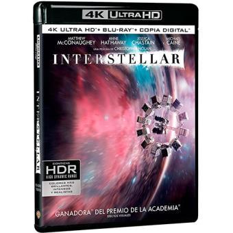 Interstellar - UHD + Blu-Ray