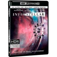 Interstellar - UHD + Blu-Ray