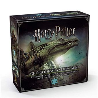Puzzle Harry Potter -  Gringotts Escape 1000 piezas