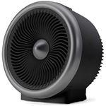 Calefactor/Ventilador Taurus Tropicano Jet Hot & Cool Negro