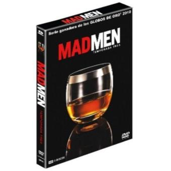 Mad MenMad Men - Temporada 3 - DVD