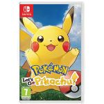 Pokémon Let's Go, Pikachu! Nintendo Switch