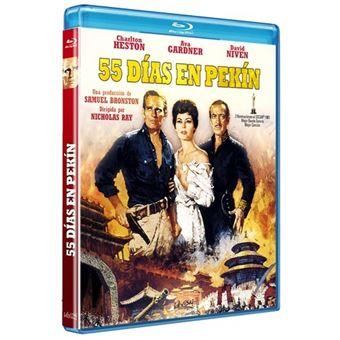 55 días en Pekín - Blu-Ray