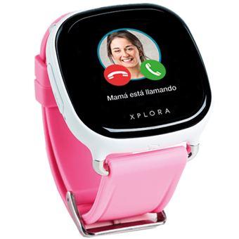 Smartwatch GPS Xplora 1 Kids Blanco/Rosa (Producto Reacondicionado)