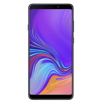"Samsung Galaxy A9 2018 6,3"" 128GB Negro"