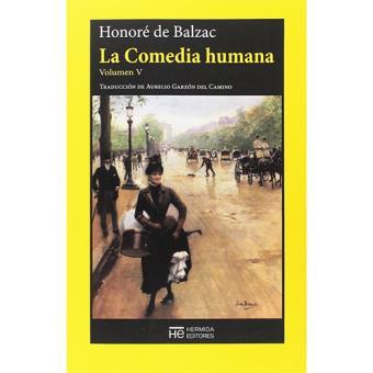 La Comedia humana (Vol. 5)