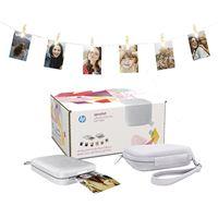 Impresora Fotográfica Pack HP Sprocket Perla