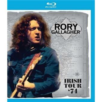Irish Tour 1974  - Blu-Ray