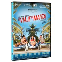 El viaje de Marta (Staff Only) - DVD