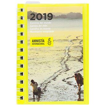 Agenda 2019 Amnistía Internacional Día página