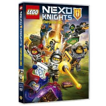 Lego. Nexo Knights (Temporada 1) - DVD