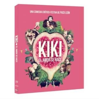 Kiki, el amor se hace - Blu-Ray