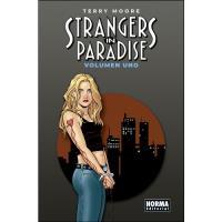 Strangers in paradise Ed. Deluxe Vol. 1