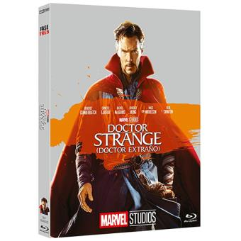 Doctor Strange  Ed Oring - Blu-Ray
