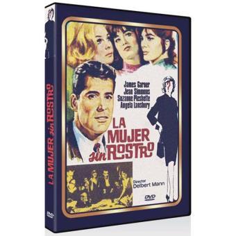 La mujer sin rostro - DVD