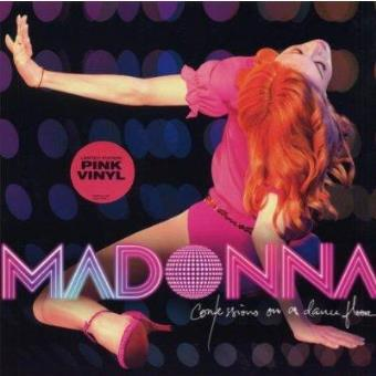 Confessions On A Dance Floor - Vinilo