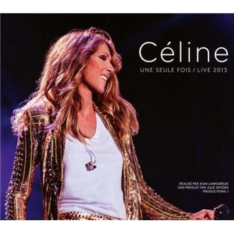 Une seule fois: Live 2013 + DVD